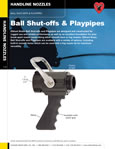 Ball Shut-offs & Playpipes