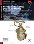 Pressure Reducing (Pressure-Matic)